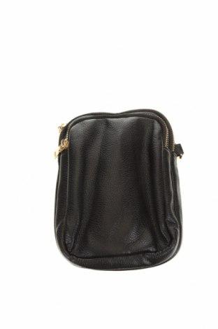 Τσάντα, Χρώμα Μαύρο, Δερματίνη, Τιμή 12,67€