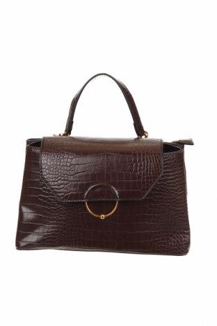 Дамска чанта ASOS, Цвят Кафяв, Еко кожа, Цена 44,10лв.