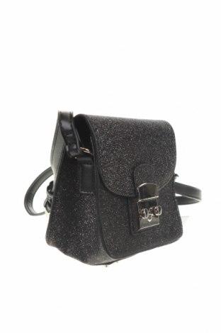 Дамска чанта Reserved, Цвят Черен, Еко кожа, Цена 21,07лв.