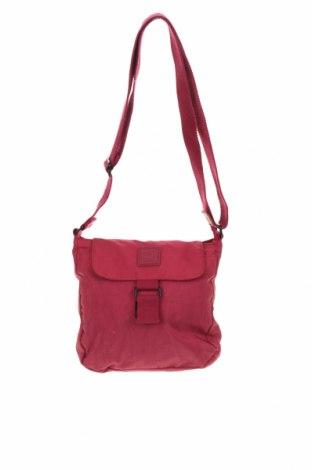 Дамска чанта Art Sac, Цвят Розов, Текстил, Цена 14,18лв.