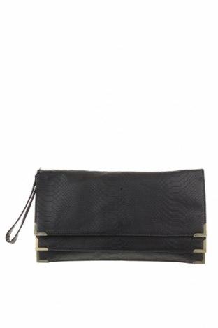 Дамска чанта Atmosphere, Цвят Черен, Еко кожа, Цена 8,09лв.