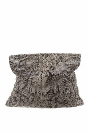 Дамска чанта BCBG Max Azria, Цвят Бежов, Текстил, Цена 50,40лв.
