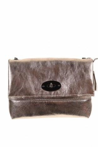 Γυναικεία τσάντα Bata, Χρώμα  Μπέζ, Γνήσιο δέρμα, Τιμή 36,65€