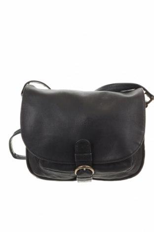 Дамска чанта Bree, Цвят Син, Естествена кожа, Цена 67,20лв.