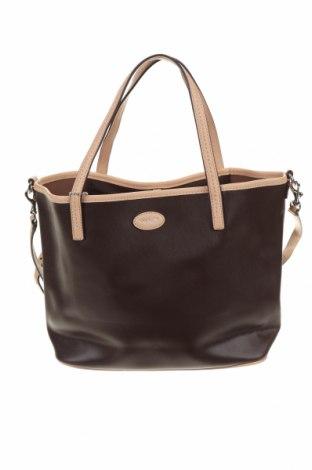 Γυναικεία τσάντα Coach, Χρώμα Καφέ, Δερματίνη, Τιμή 81,84€