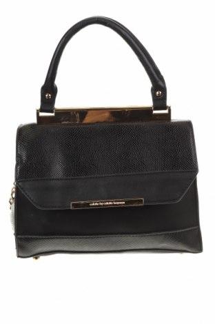 Дамска чанта Colette By Colette Hayman, Цвят Черен, Еко кожа, Цена 29,40лв.