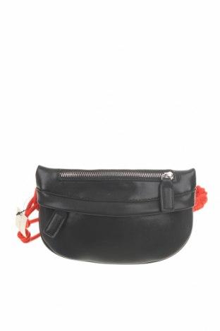 Γυναικεία τσάντα Cropp, Χρώμα Μαύρο, Δερματίνη, Τιμή 8,34€