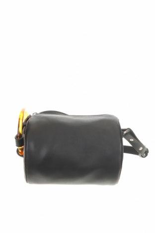 Γυναικεία τσάντα Cropp, Χρώμα Μαύρο, Δερματίνη, Τιμή 6,60€