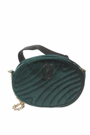 Τσάντα Cropp, Χρώμα Πράσινο, Κλωστοϋφαντουργικά προϊόντα, Τιμή 8,66€