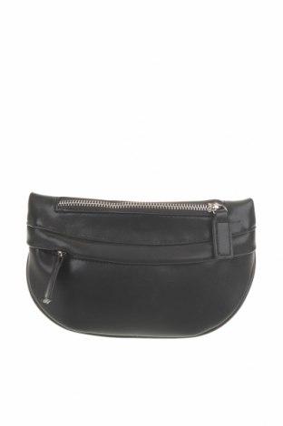 Дамска чанта Cropp, Цвят Черен, Еко кожа, Цена 42,00лв.
