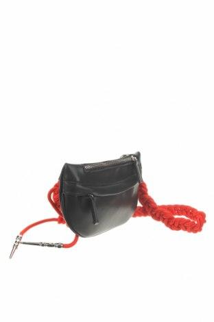 Дамска чанта Cropp, Цвят Черен, Еко кожа, Цена 18,06лв.