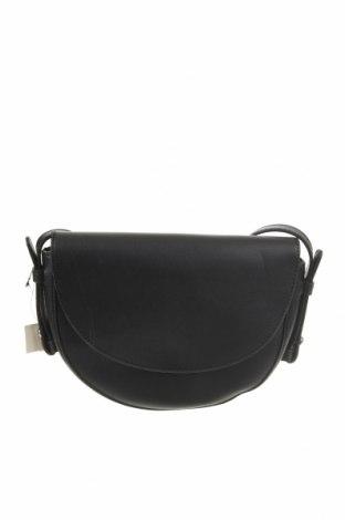 Дамска чанта Cropp, Цвят Черен, Еко кожа, Цена 39,00лв.