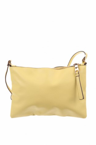 Γυναικεία τσάντα H&M, Χρώμα Κίτρινο, Δερματίνη, Τιμή 18,09€