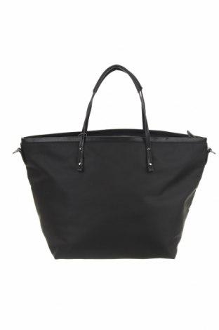 Γυναικεία τσάντα House, Χρώμα Μαύρο, Κλωστοϋφαντουργικά προϊόντα, δερματίνη, Τιμή 12,16€