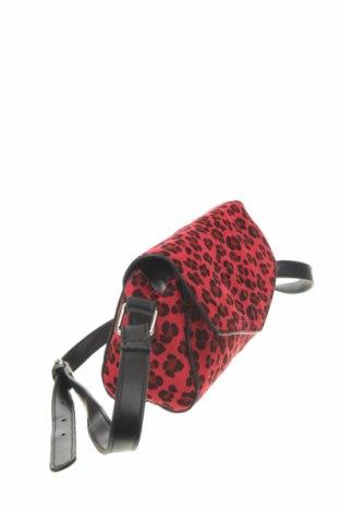 Дамска чанта House, Цвят Червен, Текстил, Цена 36,75лв.