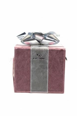 Γυναικεία τσάντα Katy Perry, Χρώμα Ρόζ , Δερματίνη, Τιμή 40,98€