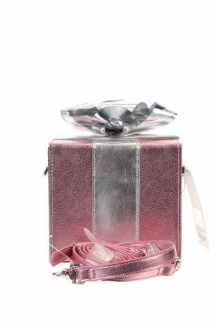 Дамска чанта Katy Perry, Цвят Розов, Еко кожа, Цена 84,27лв.