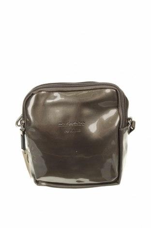 Дамска чанта Kem, Цвят Зелен, Еко кожа, Цена 115,13лв.