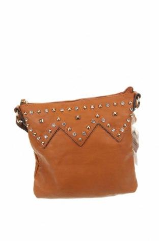 Γυναικεία τσάντα Latique, Χρώμα Καφέ, Δερματίνη, Τιμή 26,82€