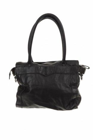 Γυναικεία τσάντα Liebeskind, Χρώμα Μαύρο, Γνήσιο δέρμα, Τιμή 56,60€