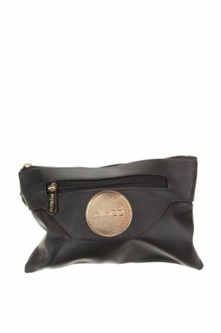 Дамска чанта Mimco, Цвят Черен, Еко кожа, Цена 26,46лв.