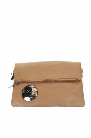 Γυναικεία τσάντα Mimco, Χρώμα  Μπέζ, Δερματίνη, Τιμή 34,55€