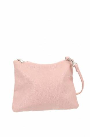 Γυναικεία τσάντα Miss Shop, Χρώμα Ρόζ , Δερματίνη, Τιμή 16,96€