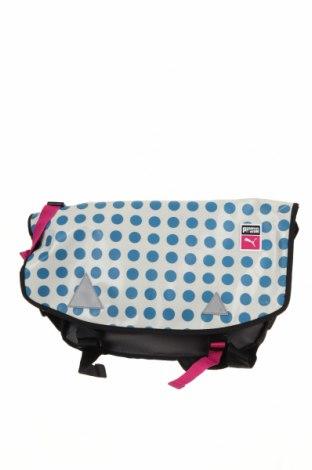 Дамска чанта PUMA, Цвят Бял, Полиуретан, Цена 41,08лв.