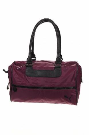 Γυναικεία τσάντα PUMA, Χρώμα Βιολετί, Κλωστοϋφαντουργικά προϊόντα, δερματίνη, Τιμή 19,67€
