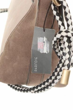Дамска чанта Parfois, Цвят Розов, Еко кожа, текстил, Цена 44,25лв.