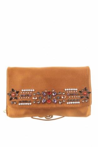 Γυναικεία τσάντα Parfois, Χρώμα Καφέ, Κλωστοϋφαντουργικά προϊόντα, Τιμή 10,86€