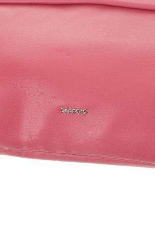Дамска чанта Parfois, Цвят Розов, Еко кожа, Цена 31,50лв.