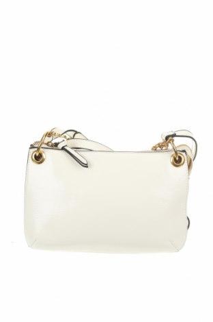 Дамска чанта Parfois, Цвят Бял, Еко кожа, Цена 52,00лв.