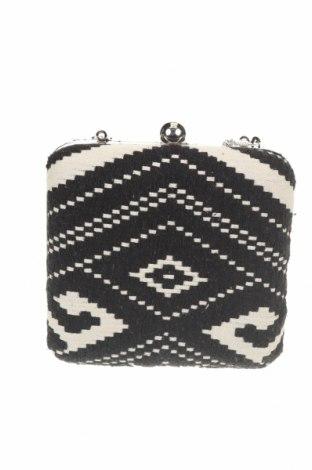 Γυναικεία τσάντα Parfois, Χρώμα Λευκό, Κλωστοϋφαντουργικά προϊόντα, Τιμή 10,10€