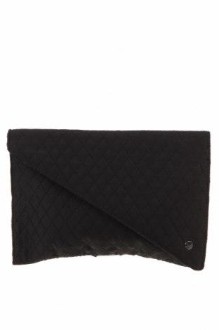 Γυναικεία τσάντα Pieces, Χρώμα Μαύρο, Κλωστοϋφαντουργικά προϊόντα, Τιμή 10,91€