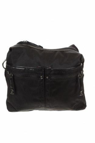 Γυναικεία τσάντα Pierre Cardin, Χρώμα Μαύρο, Κλωστοϋφαντουργικά προϊόντα, Τιμή 12,57€