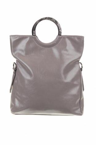 Дамска чанта Reserved, Цвят Лилав, Еко кожа, Цена 52,00лв.