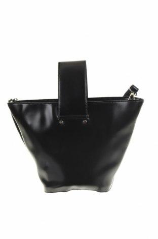Дамска чанта Reserved, Цвят Черен, Еко кожа, Цена 49,00лв.