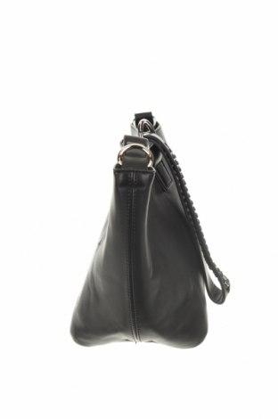 Дамска чанта Reserved, Цвят Черен, Еко кожа, Цена 20,28лв.