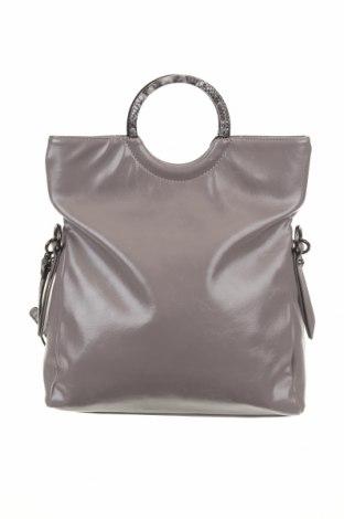 Дамска чанта Reserved, Цвят Лилав, Еко кожа, Цена 48,00лв.