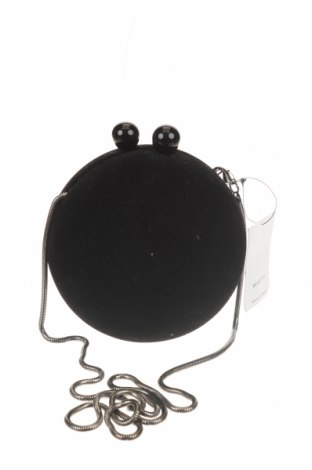 Γυναικεία τσάντα Reserved, Χρώμα Μαύρο, Κλωστοϋφαντουργικά προϊόντα, Τιμή 22,81€