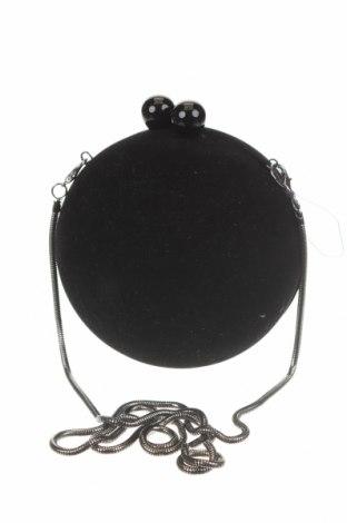 Γυναικεία τσάντα Reserved, Χρώμα Μαύρο, Κλωστοϋφαντουργικά προϊόντα, Τιμή 20,10€