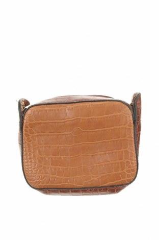 Γυναικεία τσάντα Seed, Χρώμα Καφέ, Δερματίνη, Τιμή 11,69€