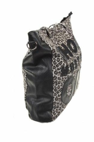 Дамска чанта Sinsay, Цвят Многоцветен, Текстил, еко кожа, Цена 16,17лв.
