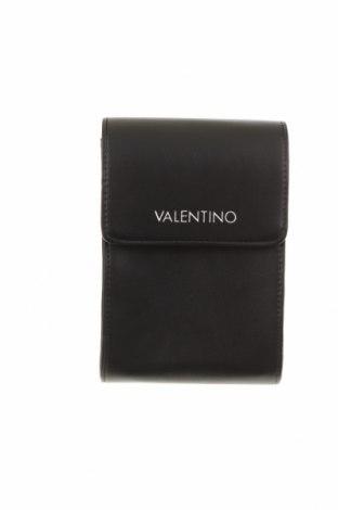 Γυναικεία τσάντα Valentino Di Mario Valentino, Χρώμα Μαύρο, Γνήσιο δέρμα, Τιμή 39,90€