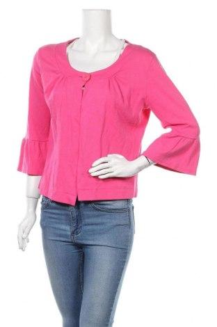 Дамска жилетка, Размер XL, Цвят Розов, Цена 12,08лв.