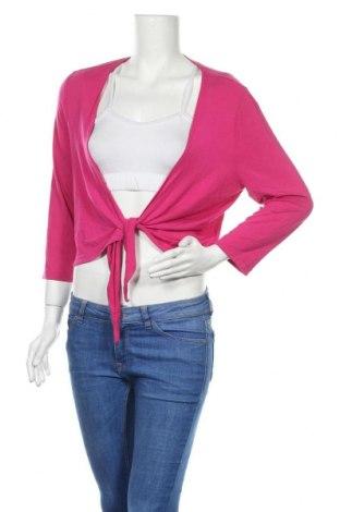 Γυναικεία ζακέτα Basler, Μέγεθος L, Χρώμα Ρόζ , 95% μοντάλ, 5% ελαστάνη, Τιμή 8,18€