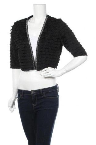 Дамска жилетка Body Flirt, Размер S, Цвят Черен, Цена 16,96лв.