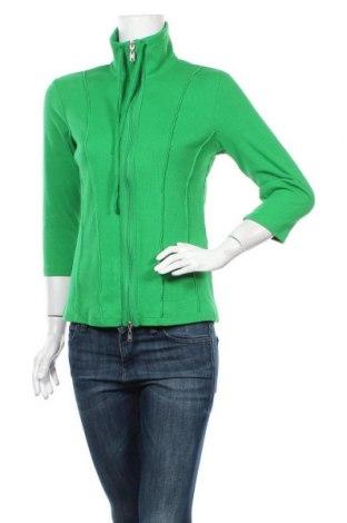 Дамска жилетка Bonita, Размер S, Цвят Зелен, 95% памук, 5% еластан, Цена 13,86лв.