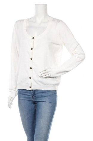 Дамска жилетка Cream, Размер XL, Цвят Бял, 82% вискоза, 18% еластан, Цена 33,00лв.